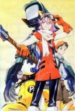 Flcl (2000) afişi