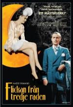 Flickan Från Tredje Raden (1949) afişi