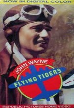 Flying Tigers (1942) afişi