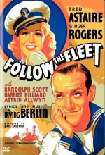 Follow The Fleet (1936) afişi