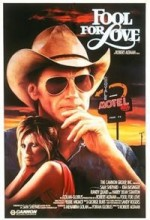 Fool For Love (1985) afişi