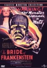 Frankenstein'ın Gelini (1935) afişi