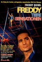 Freddy, Tiere, Sensationen (1964) afişi