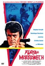 Furia A Marrakech (1966) afişi