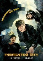 Fabricated City (2017) afişi