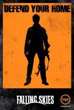 Falling Skies Sezon 3 (2013) afişi