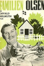 Familien Olsen (1940) afişi