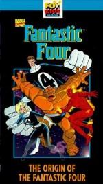 Fantastic 4 (1967) afişi