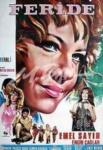 Feride (1971) afişi