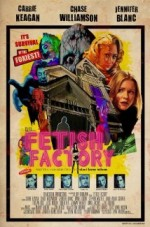 Fetish Factory (2015) afişi