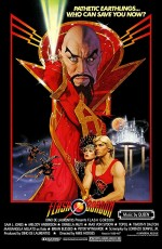 Flash Gordon (1980) afişi