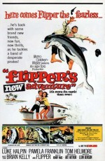 Flipper's New Adventure (1964) afişi