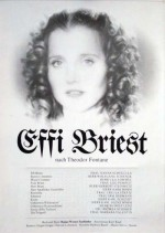 Fontane Effi Briest (1974) afişi