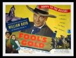 Fool's Gold (1946) afişi