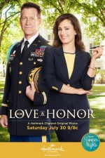 For Love and Honor  (2016) afişi
