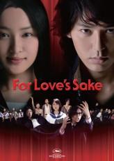 For Love's Sake (2012) afişi