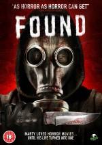 Found (2012) afişi