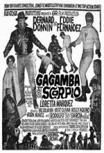 Gagamba At Si Scorpio (1969) afişi