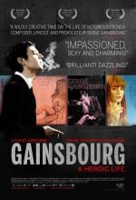 Gainsbourg (2010) afişi
