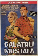 Galatalı Mustafa (1967) afişi