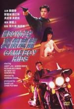 Game Boy Kids (1992) afişi