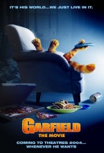 Garfield (2004) afişi