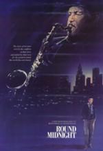 Geceyarısına Doğru (1986) afişi