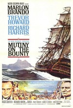 Gemide İsyan (1962) afişi
