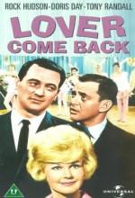 Geri Dön Sevgilim (1961) afişi