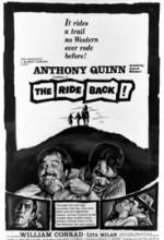 Geri Dönüş (1957) afişi