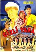 Gizli Yara (1953) afişi