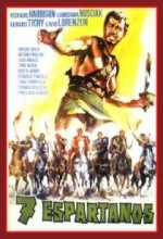 Gladiators 7 (1962) afişi