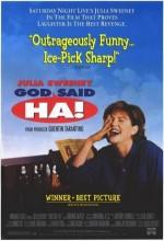 God Said, 'ha!' (1998) afişi