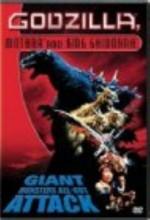 Godzilla (2001) afişi