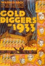 Gold Diggers Of 1933 (1933) afişi