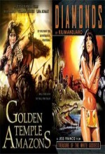 Amazons in the Temple of Gold (1986) afişi