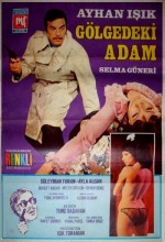 Gölgedeki Adam (1970) afişi