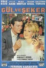 Gül ve Şeker (1968) afişi