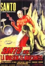 Gümüş Maskeli Santo (1967) afişi
