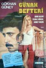 Günah Defteri (1981) afişi