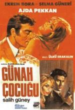 Günah çocuğu (1966) afişi