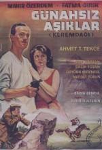 Günahsız Aşıklar (1962) afişi