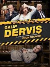 Galip Derviş (2013) afişi