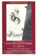 Geçen Yaz Beş Gün