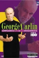 George Carlin: Complaints and Grievances (2001) afişi