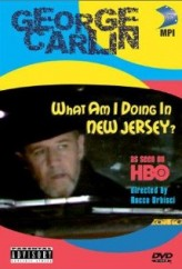 George Carlin: What Am I Doing in New Jersey? (1988) afişi