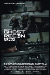 Ghost Recon: Alpha (2012) afişi