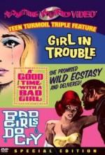 Girl in Trouble (1963) afişi