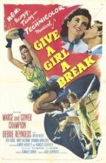 Give a Girl a Break (1953) afişi