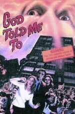 God Told Me To (1976) afişi
